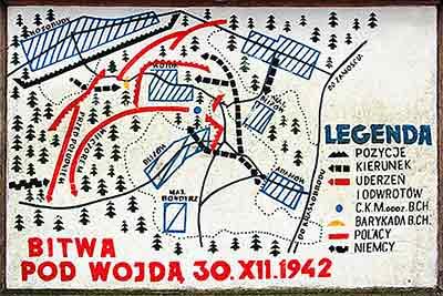 Bitwa pod Wojdą 1942