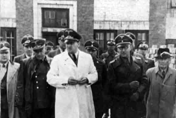 Klinkiernia w Izbicy - 2 wojna światowa