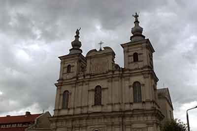 Kościół św Franciszka - Krasnystaw
